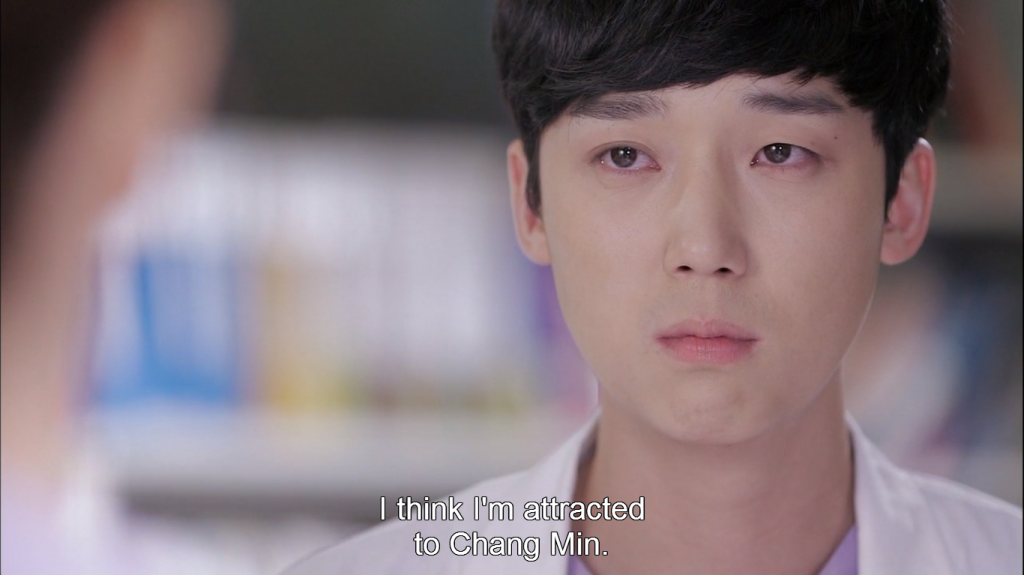 poor crying yong kyu